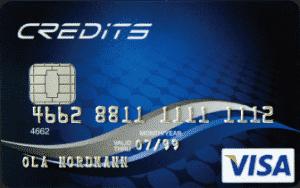 Visa-Credits-kredittkort