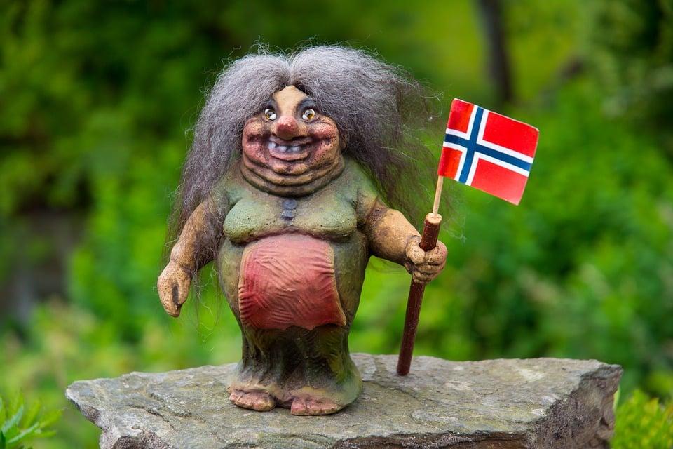 norge-troll-flagg