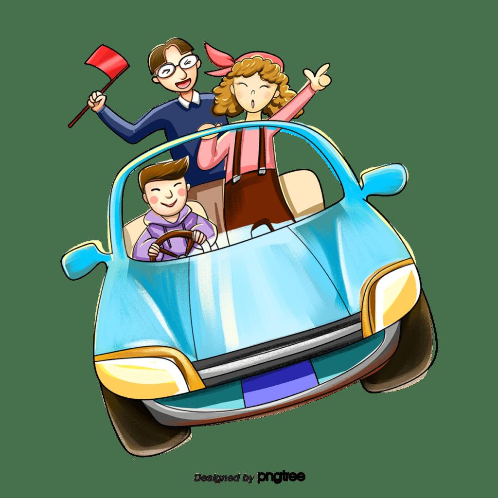 bil-kjører